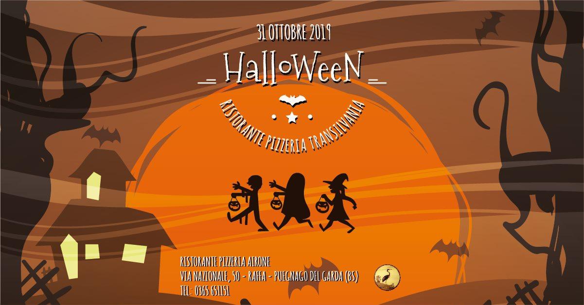 2019 Halloween - Airone Lago di Garda
