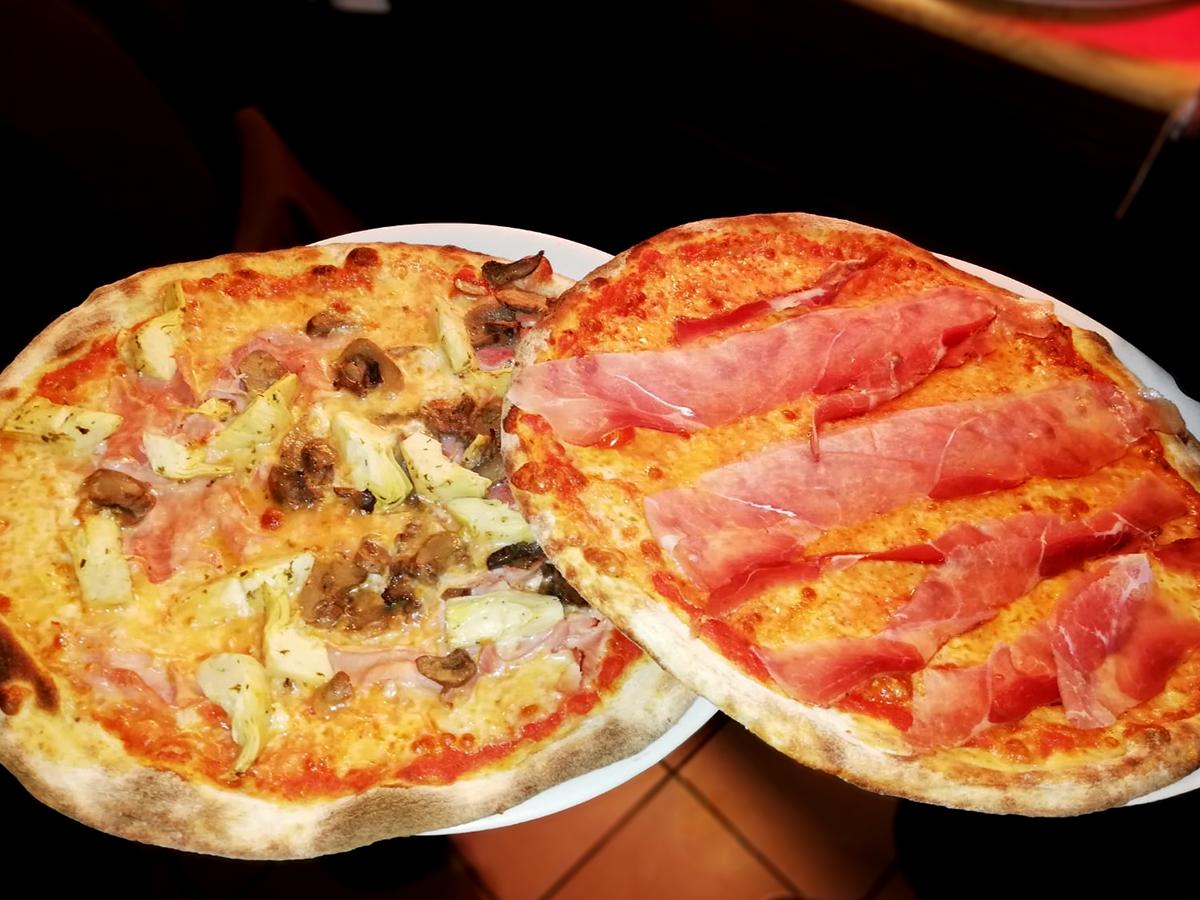 Airone Ristorante Pizzeria - Lago di Garda - Pizza (3)